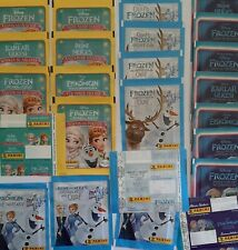 Different Packet Panini Disney Frozen Olaf  pochette bustina tüte sobre