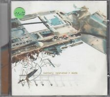 BATTERY OPERATED + MADE - aprotic CD