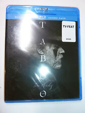 Taboo: Season One Blu-Ray & DVD TV series BBC FX show drama 2017 Tom Hardy NEW!