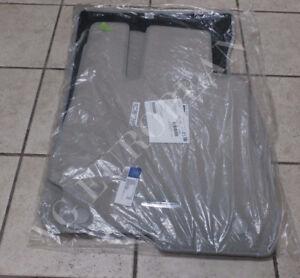Mercedes-Benz W221 S Class Genuine Carpeted Floor Mat Set, Mats NEW 2007-2013