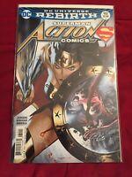 SUPERMAN ACTION COMICS #960 SOOK WONDER WOMAN VARIANT [DC, 2016]