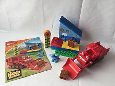 Lego Duplo Bob der Baumeister - Buddel in der Sonnenblumenfabrik - Set 3596