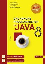 Grundkurs Programmieren in Java: Einfach programmieren lernen Dietmar Ratz, ...