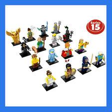 LEGO 71011 OMINI MINIFIGURES ORIGINALI - SERIE 15 - SCEGLI IL PERSONAGGIO