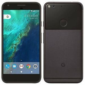 "Google Pixel 128GB Black 4GB RAM 5.0"" 12MP Android Phone CN FREESHIP"