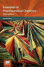 Essentials of Pharmaceutical Chemistry, 3rd Edition by Cairns, Donald