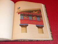 CESAR DALY / REVUE GENERALE DE L'ARCHITECTURE Relié XVI - 19e année 1858