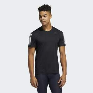 Adidas Techfit 3-Stripes Fitted Tee Black GL0460