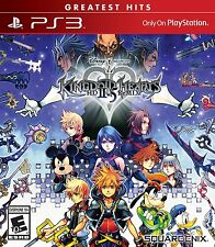 Kingdom Hearts HD 2.5 II.5 ReMIX *Brand New* PS3 (Sony PlayStation 3, 2014)