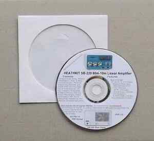 HEATH SB220 Upgrades Repairs videos & most important Websites embedded in 2 DVDs