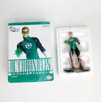 DC Statue Collectible 8 Inch Green Lantern Statue Figure - Limited Edition COA