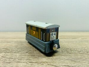 Toby - Thomas the Tank Engine & Friends Wooden Railway Trains