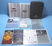 05 2005 Mercury Montego owners manual