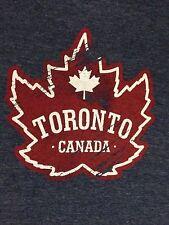 VINTAGE TORONTO CANADA - MAPLE LEAF T SHIRT XL