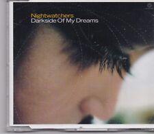 Nightwatchers-Darkside Of My Dreams promo cd maxi single