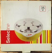 Yaourtière Selecline 6 Pots 35 W