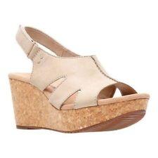 31807972addd00 Clarks Women s Velcro Sandals and Flip Flops