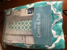 Nip Ironing Board Deluxe Cover & Pad