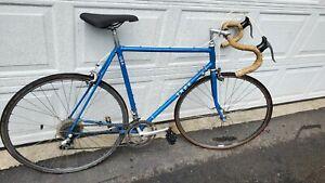 Vintage 1985 Trek 600 Series Street Racing Bike 57cm