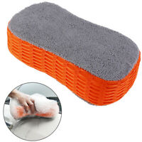 Car Wash Sponge Absorbent Thick Sponge Bicycle Motorcycle Household CleaningL *#