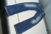 SCOTCH & SODA Ralston Herren Men Jeans Hose W33 L34 33/34 used look slim blau #N