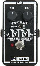 Electro-Harmonix Nano Pocket Metal Muff - free shipping