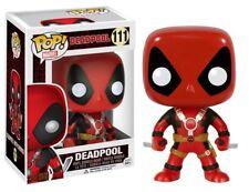 Funko - POP Marvel: Deadpool Two Swords Action Figure Vinyl Action Figure New