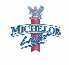 Michelob Light Sticker Vinyl Decal 4-601