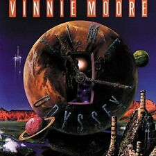 Vinnie Moore - Time Odyssey [New CD] Shm CD, Japan - Import