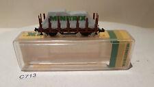 Kibri 15702 seguidores gummiradwagen 2 unidades en h0 1:87 kit ungebaut OVP