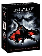 Blade Trilogy: The Ultimate Collection [5 Discs] DVD Region 1