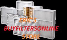 2 SKUTTLE AIR FILTERS 16X25X5 DB-25-16 448--1 MERV 13