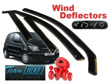 Mitsubishi Colt 2005 - 5.doors  Wind deflectors 4.pc  HEKO  23337