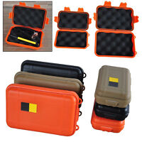 Outdoor Plastic Waterproof Airtight Survival Case Container Storage Box 9H