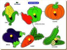 Little Genius Corn Vegetables Tray (Free shipping worldwide)