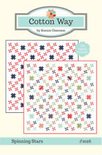 Spinning Stars by Cotton Way (Bonnie Olaveson)