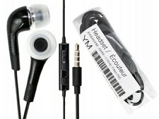 Original Samsung Stereo Headset In-Ear Kopfhörer Ohrhörer Schwarz