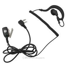 Soft Earhook Earpiece Headset for ICOM IC-V8 IC-V82 IC-U82 IC-2GAT