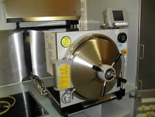 Varioklav  Reinstdampf Sterilisator mit Wasserringpumpe