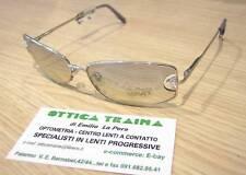 Occhiali da sole Versace mod N33 26M543 grigio lucido