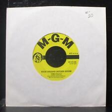 "Barry Gordon - Rock Around Mother Goose / Seven 7"" Mint- Vinyl 45 MGM K12166"