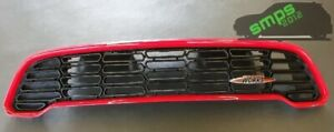 Mini R60 Countryman grille surround cover JCW Red Gloss Cooper S JCW