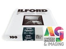 "ILFORD MGIV RC 8x10"" 100 Sheets PEARL Multigrade 10x8 FRESH STOCK Darkroom paper"