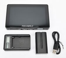 """Feelworld F6 Plus 5.5"""" IPS Touch Screen On Camera Field Monitor"""