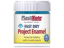 Plasti-Kote-Fast Dry SMALTO VERNICE b23 BOTTIGLIA Harbour Blu 59ml