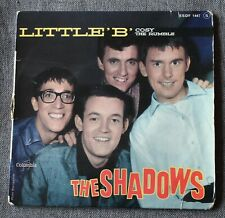 The Shadows, Little B / cosy / the rumble, EP - 45 tours