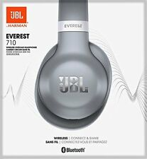 JBL Everest 710 Bluetooth Kopfhörer (Over Ear Headset, Faltbar) - Silber
