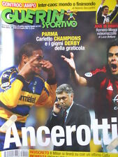 Guerin Sportivo n°14 2003 Pippo Inzaghi & Adriano   [GS43]