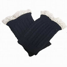 Women's Wool Leg Warmers