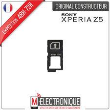 Support Tiroir carte SIM + SM Original Sony Xperia Z5 E6653